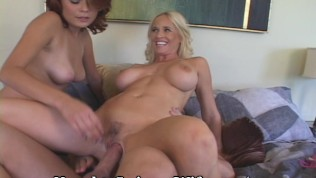 Threesome For Hubby