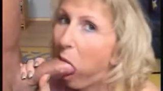 Mone's blowjob