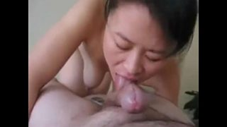 Chinese milf cheats with foreign boyfriend