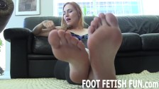 POV Foot Fetish And Feet Worshiping Videos